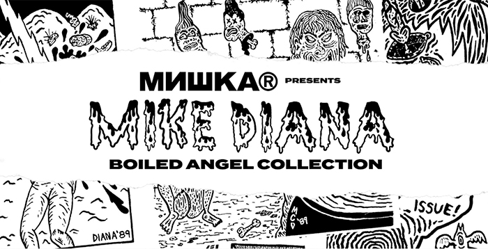 MIKE DIANA