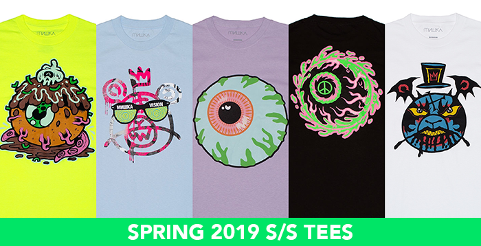 SPRING 19 S/S TEES